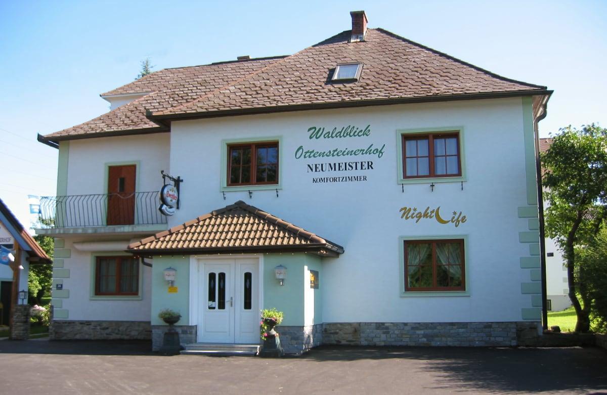 Gasthof Ottensteinerhof Waldblick | Roland Neumeister Front